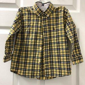 Nautica  Boys Button Down Shirt
